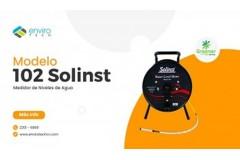 Modelo 102 Solinst Medidor Niveles de Agua